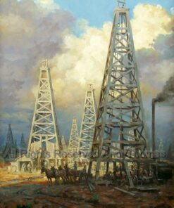 Oil Well Prints