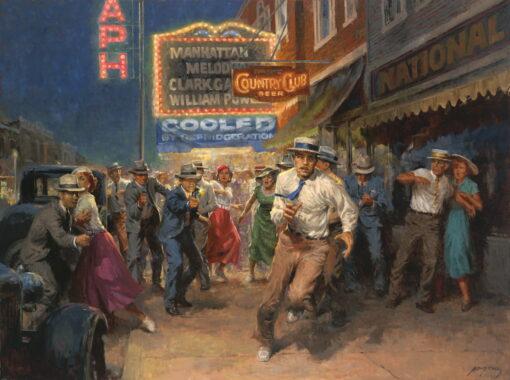 The Death of John Dillinger